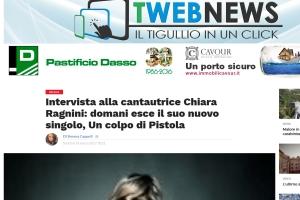 TWebNews – Intervista di Simona Cappelli