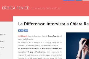 Eroica Fenice – Intervista di Alessandra Nazzaro