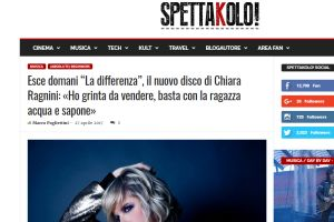 Spettakolo! – Intervista di Marco Pagliettini