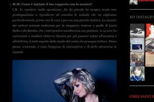 Chez Saint Stern – Intervista di Martina Massarente