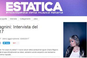 Estatica – Intervista di Fabrizio Pucci