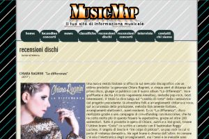 Music Map – Recensione di Francesco Arcudi