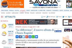 Savonanews – Recensione di Alberto Sgarlato