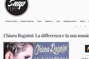 Snap Italy – Recensione e Intervista di Elisa Toma