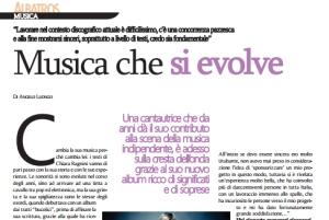 Albatros Magazine – Intervista di Angelo Luongo