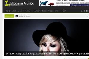 Blog della Musica – Intervista di Silvia Spadon