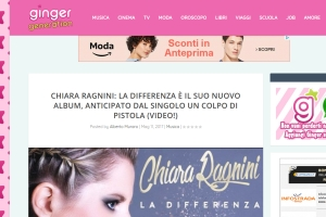 Ginger Generation – Recensione di Alberto Muraro