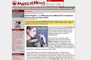 Musicalnews – Recensione di Giancarlo Passarella