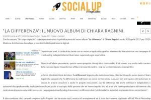 Social Up – Recensione di Sandy Sciuto