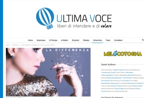 Ultima Voce – Intervista di Luca Foglia