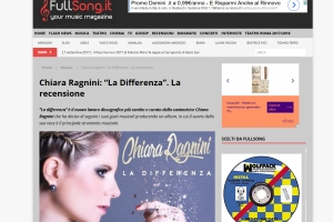 Fullsong – Recensione di Alba Cosentino