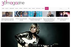 361 Magazine – Intervista di Carmen Pugliese