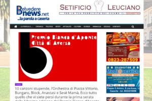Belvedere News – Articolo di Francesco Orlando