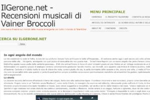 Il Gerone – Articolo di Vainer Broccoli