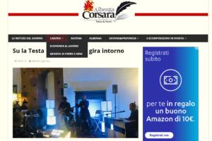 Albenga Corsara – Articolo di Alfredo Sgarlato