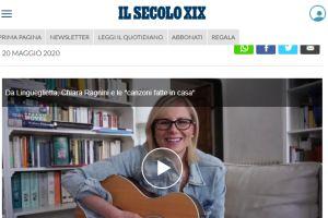 Il Secolo XIX – Intervista di Francesco Basso