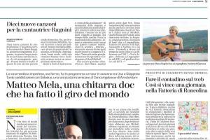La Stampa – Articolo di Marco Corradi
