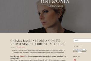 One & Only – Intervista di Federica Volpicelli
